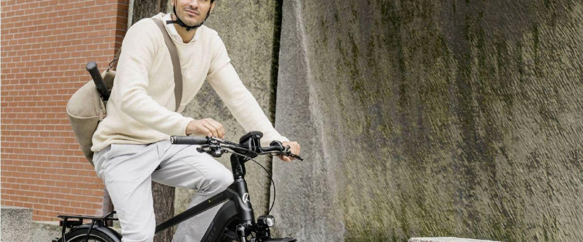 E-bikes - A bike for all!