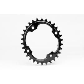 Absolute Black MTB Oval SRAM 94 BCD Chainring Black