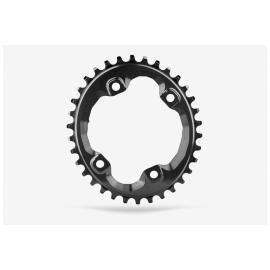 Absolute Black MTB Oval XT M8000/MT700 Chainring Black