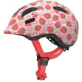 Abus Smiley 2.1 Helmet Rose Strawberries
