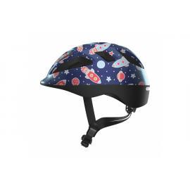 Abus Smooty 2.0 Helmet Gloss Blue