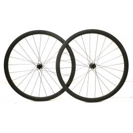 ALEXRIMS CF35 Carbon 700c Wheelset