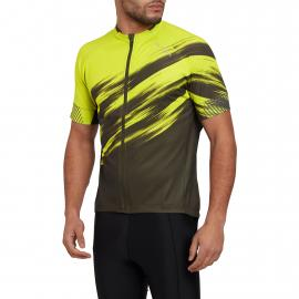 Altura Airstream Short Sleeve Mens Jersey Lime/Olive 2021