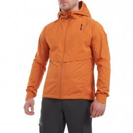 Altura Esker W/Proof Mens Packable Jacket  Burnt Orange