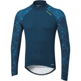 Altura Icon LS Mens Windproof Jersey  Navy Blue