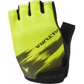 Altura Kids Airstream Mitts Yellow/Lime 2021