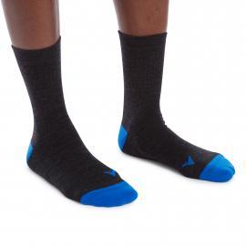 Altura Merino Sock  Black/Blue