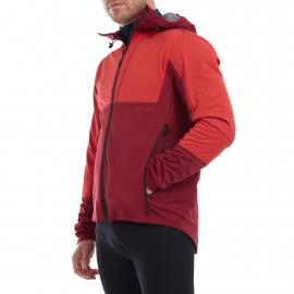 Altura Nightvision Zephyr Mens  Stretch Jacket  Red/Dark Red