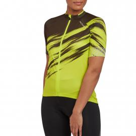 Altura Womens Airstream Short Sleeve Jersey Olive 2021
