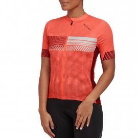 Altura Womens Club Short Sleeve Jersey Coral 2021