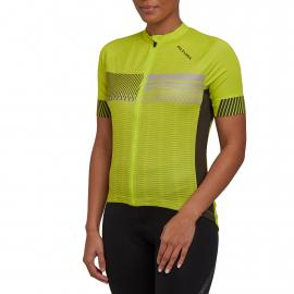 Altura Womens Club Short Sleeve Jerseyime Lime 2021