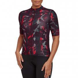 Altura Womens Icon Short Sleeve Jersey Purple Mix 2021