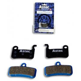 Aztec Organic Disc Brake Pads Formula B4 Calipers