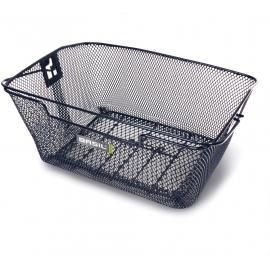 Basil Capri Rear Hook On Basket Black (Rear Rack Req)