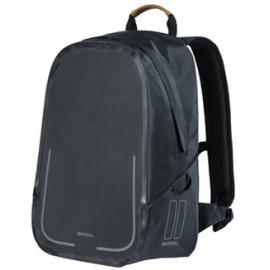 Basil Urban Dry Backpack Matt Black