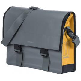 Basil Urban Load Mesenger Bag Grey Gold