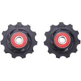 BBB BDP-12 RollerBoys Ceramic Jockey Wheels 11T Black