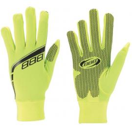 BBB RaceShield Winter Gloves BWG-11 Yellow