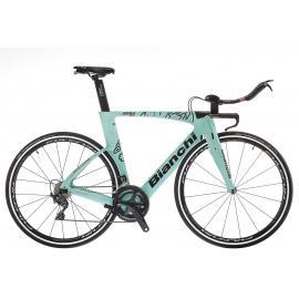 Bianchi Aquila CV Time Trial Carbon Ultegra Road Bike 2019