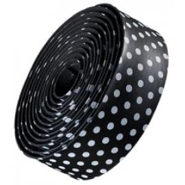 Bontrager Bar Tape Gel Cork Dots Black