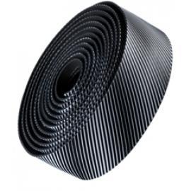 Bontrager Bar Tape Gel Cork Stripy Black
