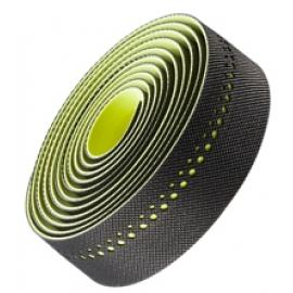 Bontrager Bar Tape Grippytack Black/Visibility Yellow