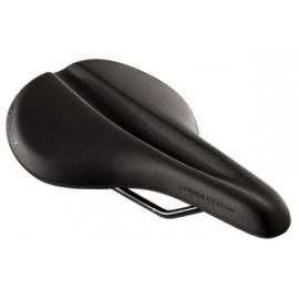 Bontrager Commuter Comp Bike Saddle Black