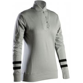 Bontrager Commuting Womens Shirt Long Sleeve Wool Grey