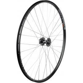 Bontrager Connection Disc Wheel Front Black Grey