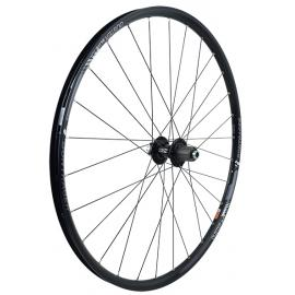Bontrager Duster Elite TLR 29 Rear Wheel Black