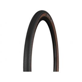 Bontrager GR1 Team Issue Gravel Tyre 700C x 40mm Black/Brown