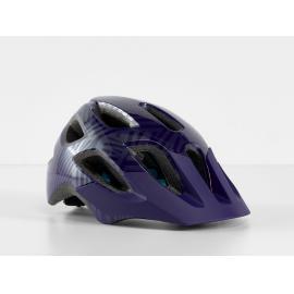 Bontrager Helmet Tyro Youth CE Purple Abyss