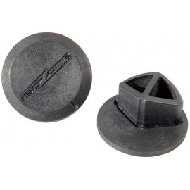 Bontrager IsoZone Bar End Plugs Black