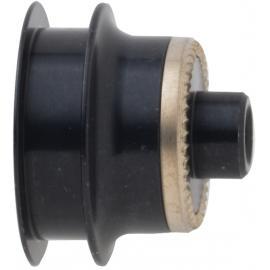 Bontrager Race X Lite Aero End Caps Black