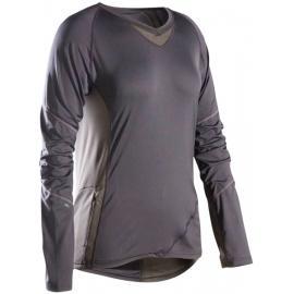 Bontrager Rhythm Elite Ladies Long Sleeve Jersey Black