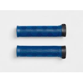 Bontrager XR Trail Comp MTB Grip Set Mulsanne Blue