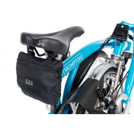 Brompton Bike Cover, with integrated pouch