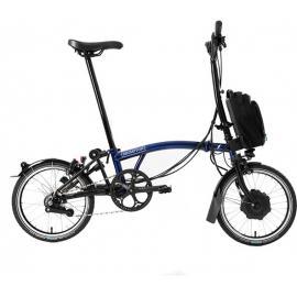 Brompton H2L Electric Folding Bike 2021