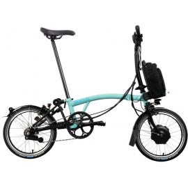 Brompton M6L Electric Folding Bike With Fast Charger 2021