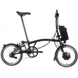 Brompton M6L Electric Folding Bike 2021