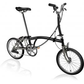 Brompton M6L Superlight Folding Bike 2021