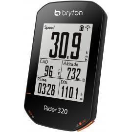 Bryton Rider 320T Gps Cycle Computer Bundle