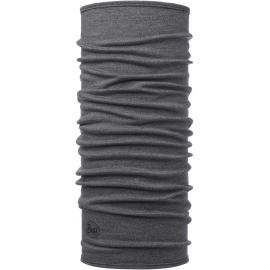 Buff Light Grey Melange Mw Merino Wool