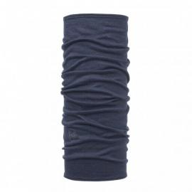 Buff Solid Denim Lw Merino Wool