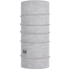 Buff Solid Grey Lw Merino Wool