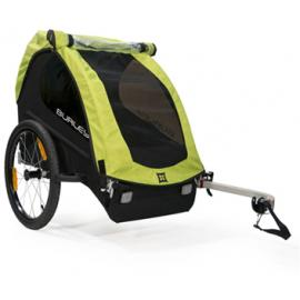 Burley Minnow Bike Trailer - Single Seat