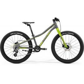 Merida Matts J24 Plus Kids Bike Grey-Green 2021