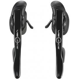 Campagnolo Veloce 10X Black Power-Shift Ergos Shifters