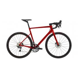 Cannondale  SuperSix EVO HiMod Disc Ult Road Red 2021