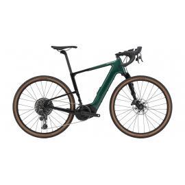 Cannondale Topstone Neo Crb Lefty 1 E-Gravel Emerald 2021
